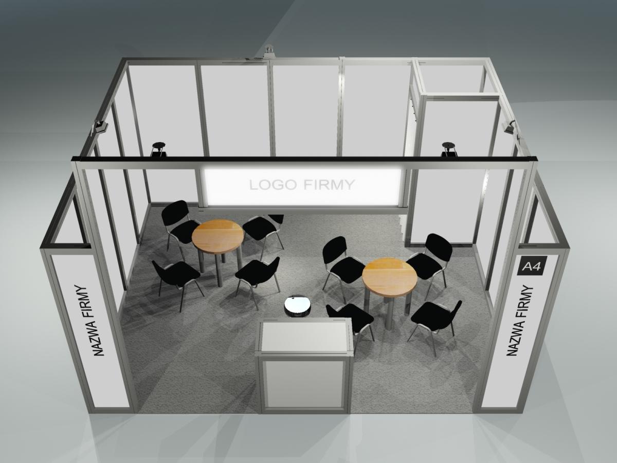 Exhibition Stand Spotlights : Retailshow międzynarodowe targi wyposażenia technologii